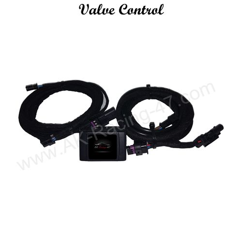 Valve-Control for Mercedes C63 AMG W205