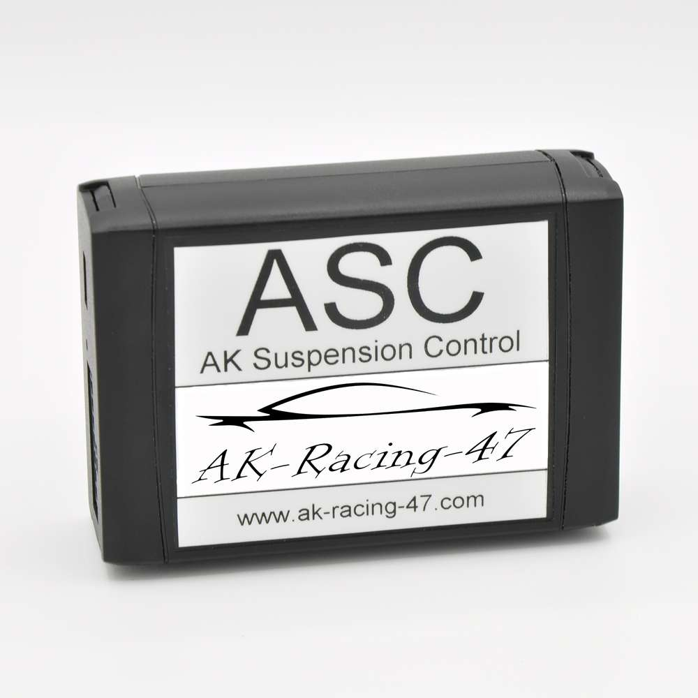 AK-Suspension-Control - Audi A6 S6 RS6 (4F) - Lowering-module with APP