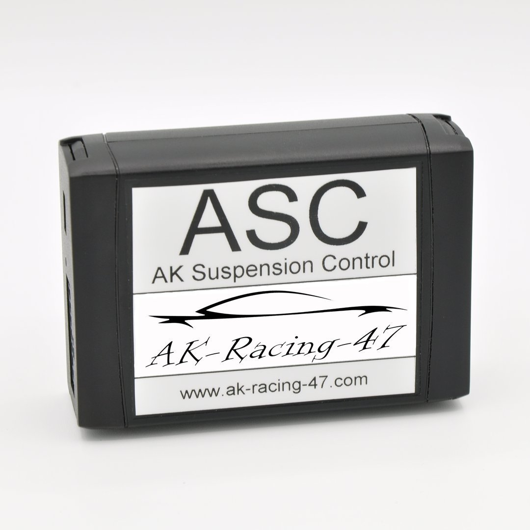 Aas Lowering Module Audi A7 S7 Rs7 4g C7 Air Suspension Control With App Ak Racing 47