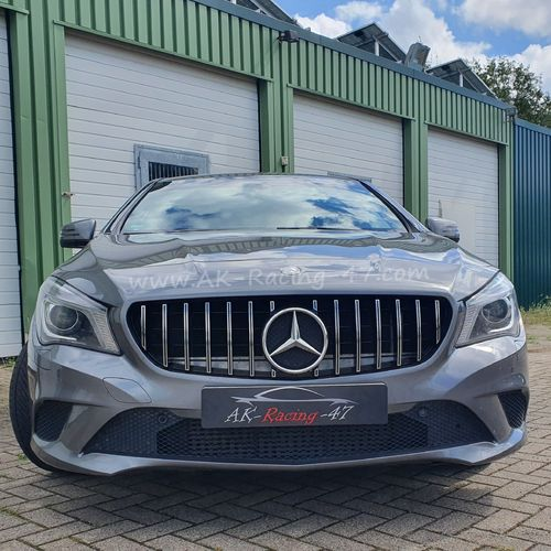 Grille Panamericana Style - Mercedes CLA (C117 / X117) - AMG GT STYLE